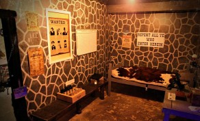 Four Admissions to the O.K. Corral Jailbreak Room, Any Night of the Week ($100 Value)