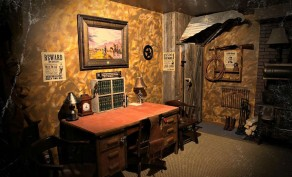 Four Admissions to the O.K. Corral Jailbreak Room, Tuesday Night Only ($100 Value)