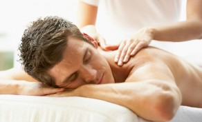 60-Minute Massage, Chiropractic Exam, X-Ray, and Adjustment ($267 Value)