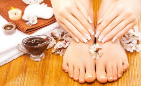 Manicure and pedicure utah county
